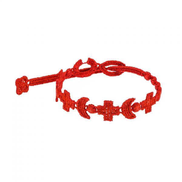 braccialetto cruciani croce rossa italiana