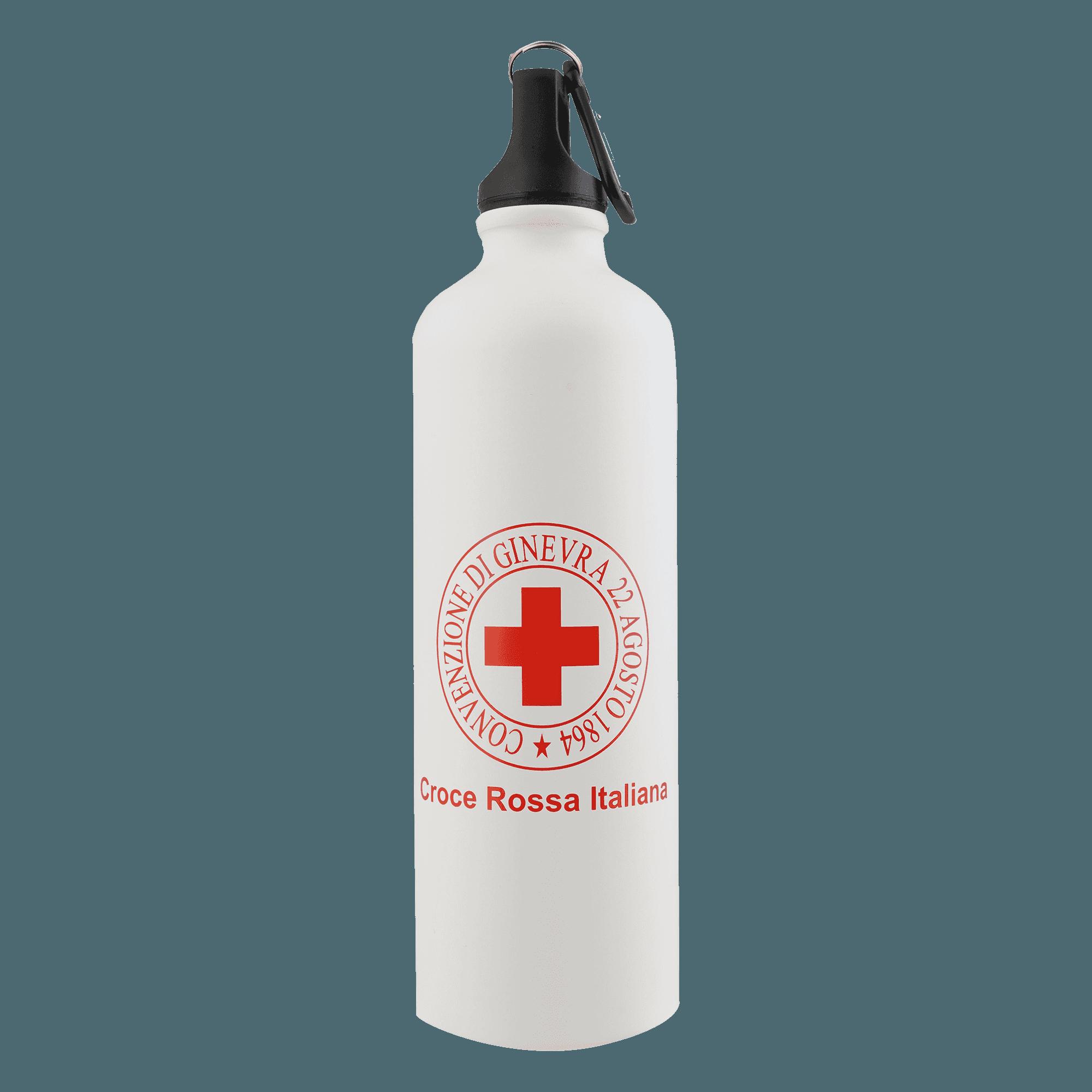 Borraccia termica Croce Rossa Italiana