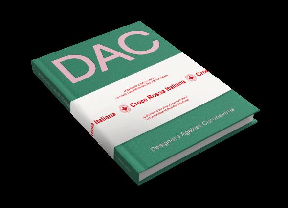 DAC - L'art-book da collezione che sostiene la Croce Rossa Italiana